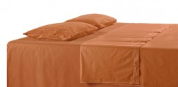 bed-sheets-burnt-orange