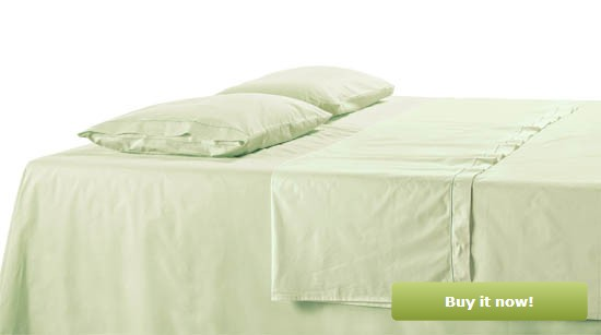 Light Lime Bedding