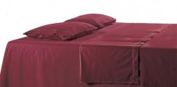 bed-sheets-maroon