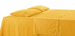 bed-sheets-mustard
