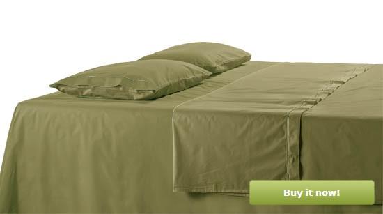 Olive Bedding