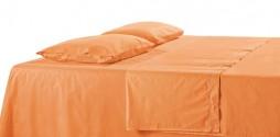 lenzuola-matrimoniali-arancioni