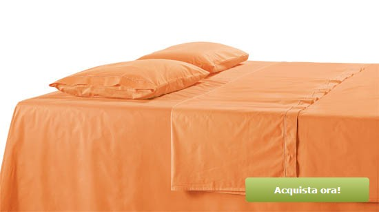 Lenzuola Matrimoniali Arancioni.Lenzuola Arancioni Custom Bedding Blog